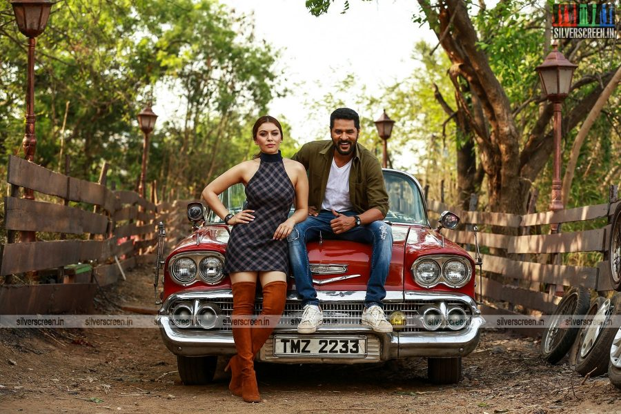 Gulebakavali Movie Stills Starring Prabhu Deva and Hansika Motwani