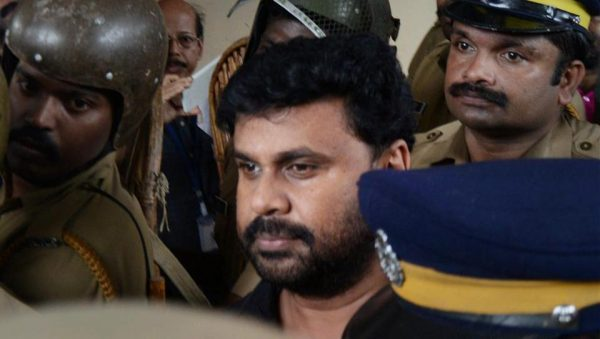 Dileep, Judicial Custody