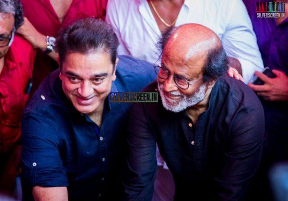 Kamal Haasan, Rajinikanth, Theatre