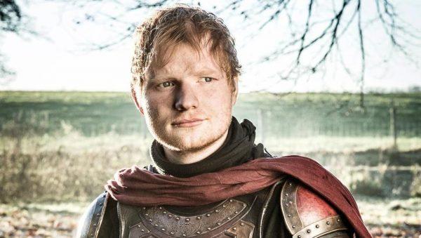 Ed Sheeran GoT