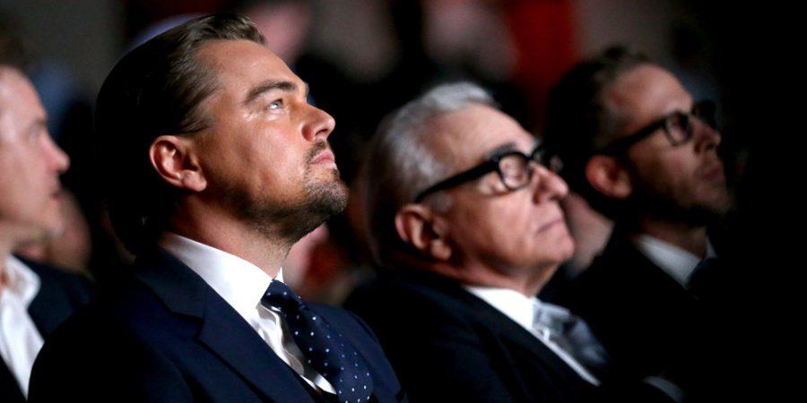 Leonardo DiCaprio, Martin Scorsese, Roosevelt