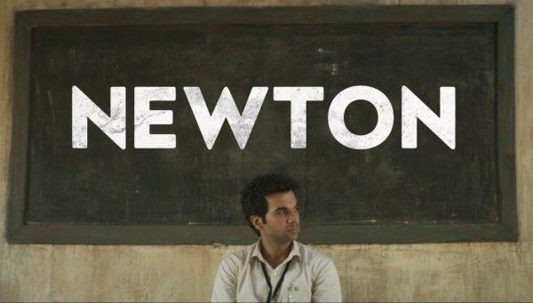 Newton, Oscar, Rajkummar Rao