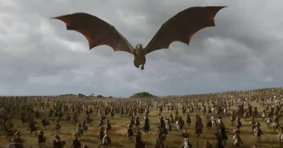 Game of Thrones Season 7 Trailer Still