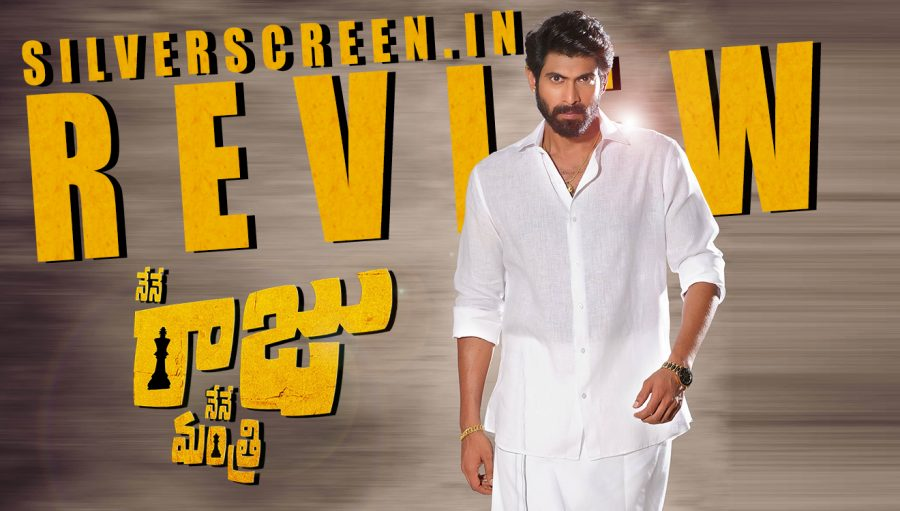 Nene Raju Nene Mantri First Day Collections; Rana NRNM Box Office Report