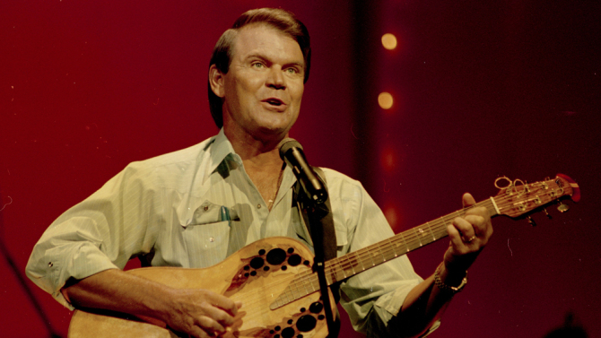 Glen Campbell and Willie Nelson lamented how time slips away