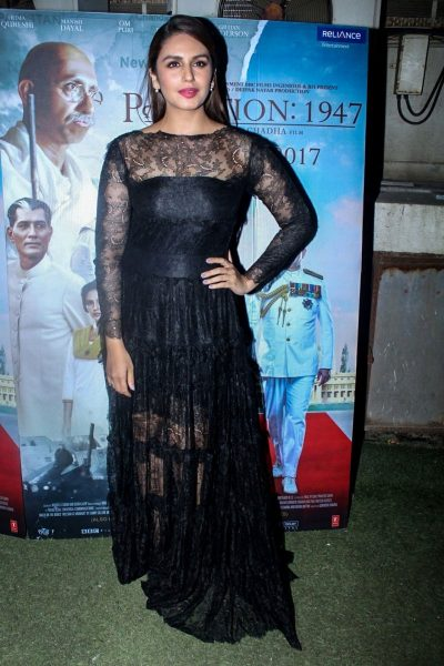 In Pictures: Huma Quresh at Partition - 1947 Movie Premiere
