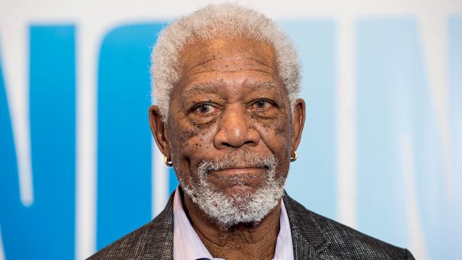Morgan Freeman, SAG