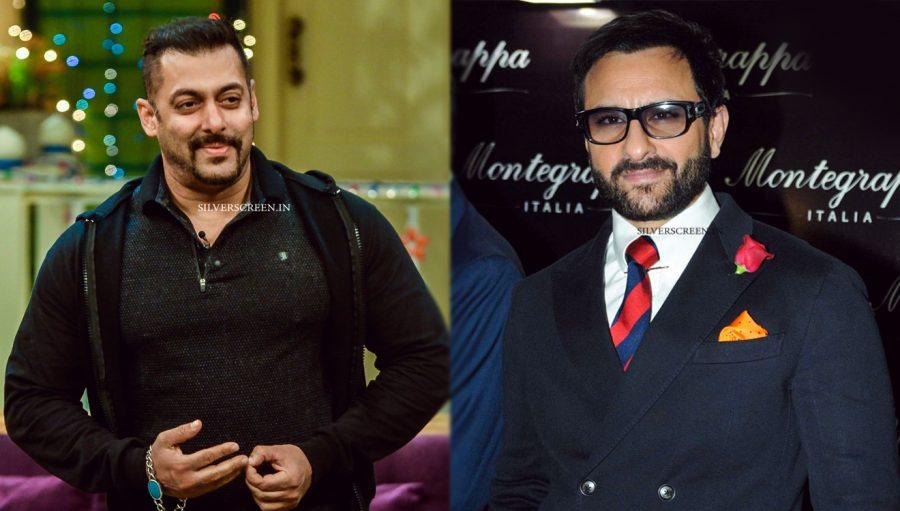 Race 3, Salman Khan, Saif Ali Khan