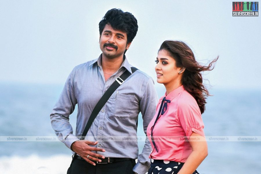Velaikkaran Movie Stills Starring Sivakarthikeyan and Nayanthara