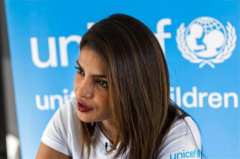 Priyanka Chopra Slams an SJW Troll on Social Media