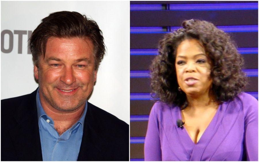 Oprah, Alec, Emmy
