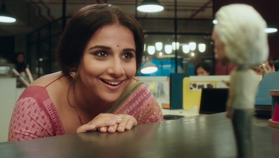 'Tumhari Sulu' teaser: Vidya Balan's show all the way