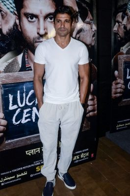 in-pictures-lucknow-central-movie-premiere-with-farhan-akhtar-aditi-rao-hydari-taapsee-pannu-and-others-stills-0009