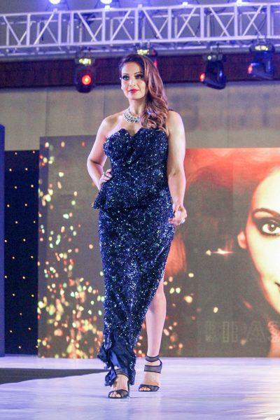 """Mumbai: Actress Bipasha Basu during the """"Globoil India Awards 20"""