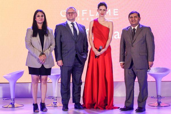 Mumbai: Actress Kalki Koechlin during a programme in Mumbai on S