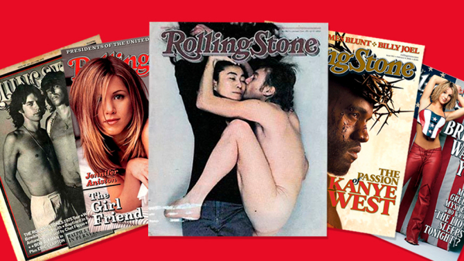 Rolling Stone magazine for sale