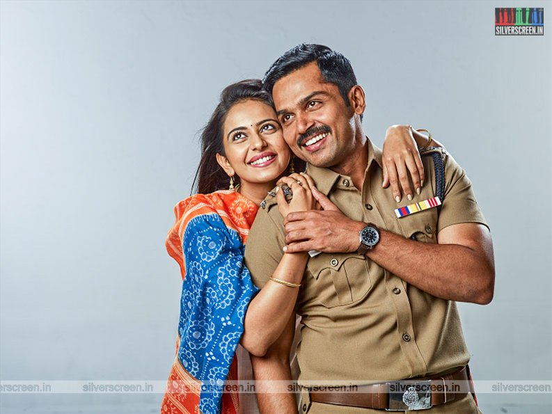 Theeran Adhigaram Ondru Movie Stills Starring Karthi Sivakumar and Rakul Preet Singh