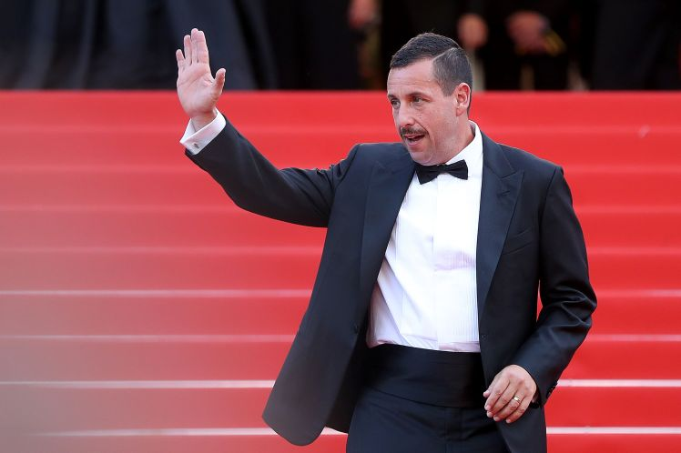 Adam Sandler Slammed For Repeatedly Touching Claire Foy's Knee On Graham Norton Show – Silverscreen.in