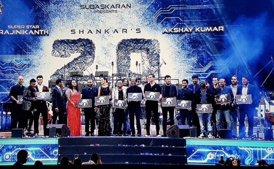 2.0 Audio Launch: AR Rahman Impresses With His Music; Rajinikanth, Akshay Kumar Shower Praises & Other Top Moments