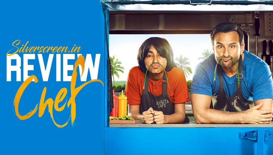 Chef Review, Saif Ali Khan, Padmapriya