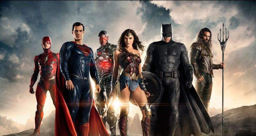 New Justice League poster released