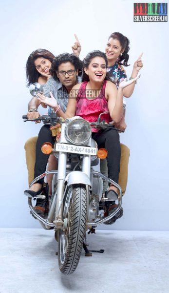 Jeyikkira Kuthira Movie Stills