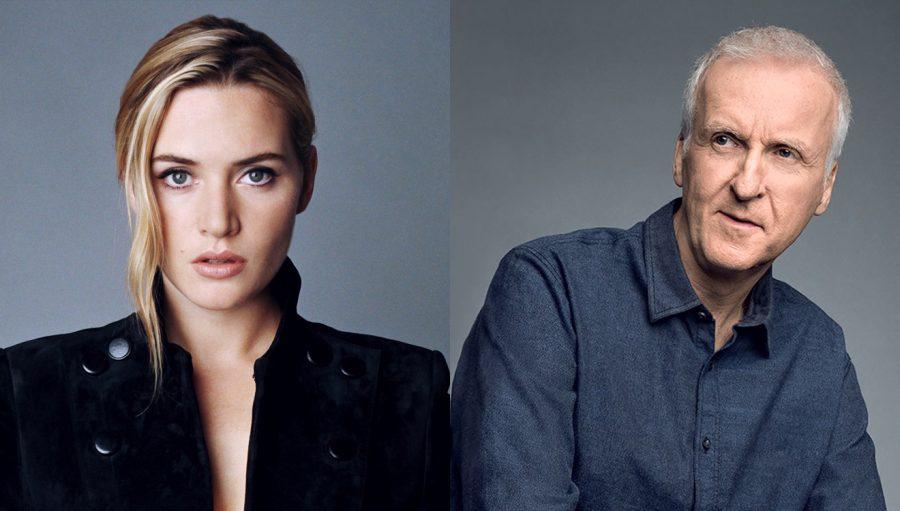 Kate Winselt, James Cameron