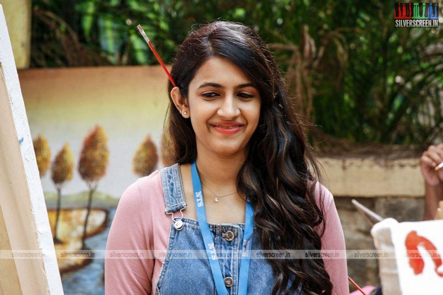 Oru Nalla Naal Paarthu Sollren Movie Stills Starring Niharika Konidela