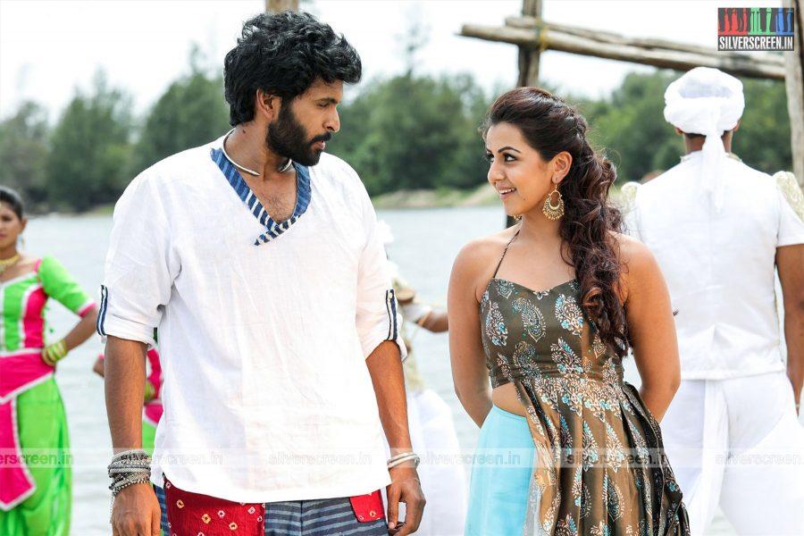 Pakka Movie Stills Starring Nikki Galrani, Bindu Madhavi and Others