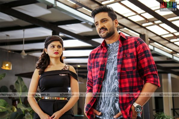 Sakka Podu Podu Raja Movie Stills Starring N Santhanam