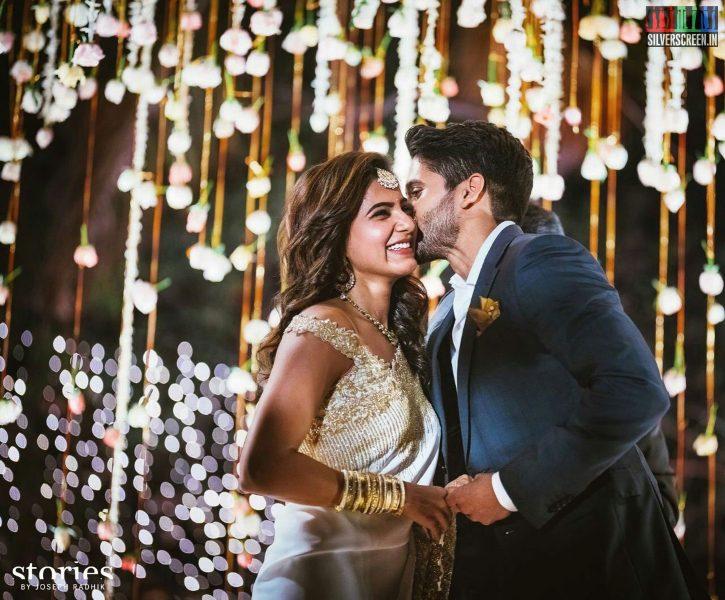 Samantha Ruth, Naga Chaitanya, Wedding