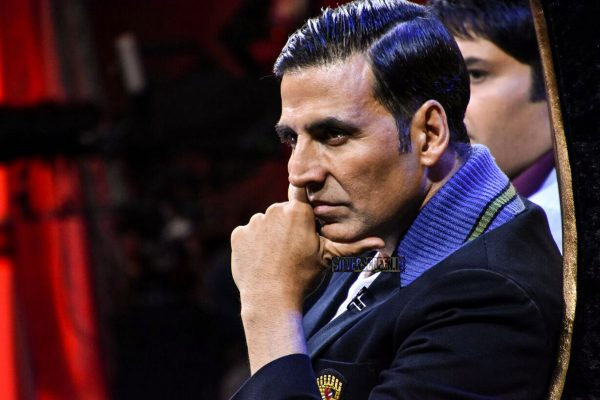 Akshay Kumar On The Sets Of The Great Indian Laughter Challenge