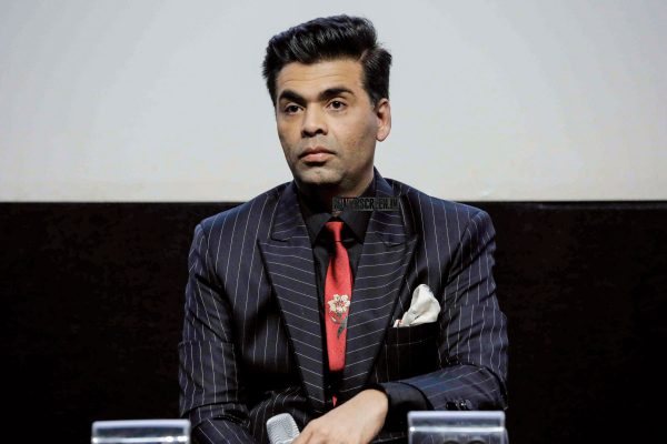 Karan Johar at IFFI 2017 Goa