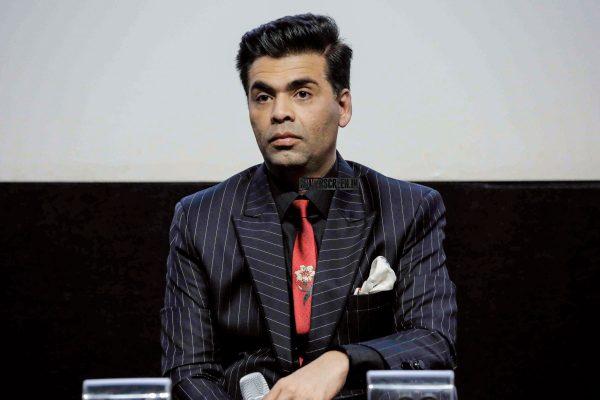Karan Johar at IFFI 2017 Goa