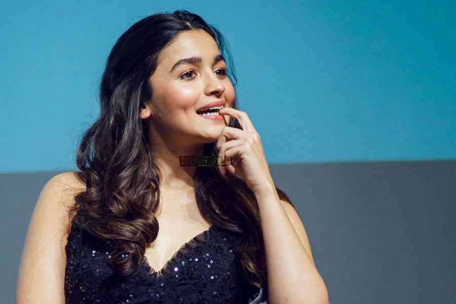 Alia Bhatt at IFFI 2017 Goa