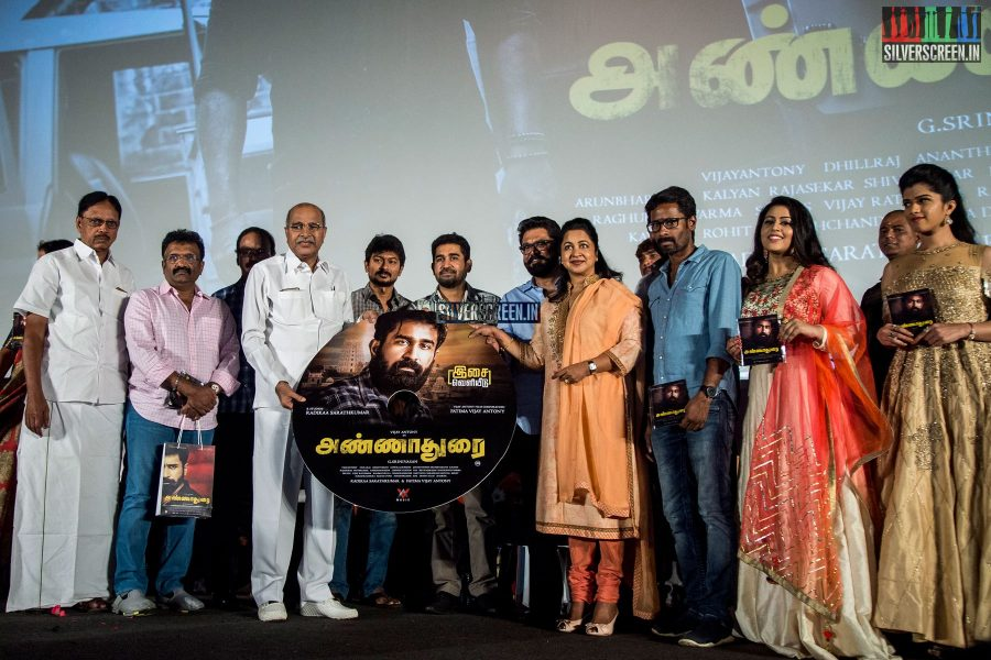 Audio Launch Of Annadurai
