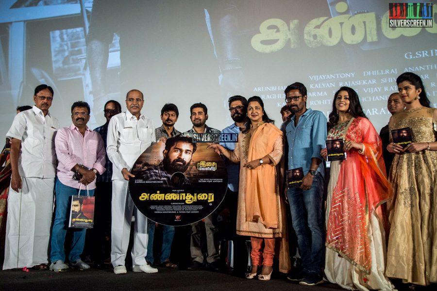 Audio Launch Of Annadurai
