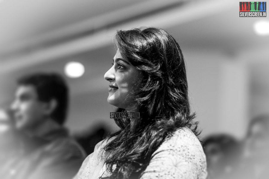 Anushka Shetty at Kanika Dhillon's The Dance of Durga Book Launch