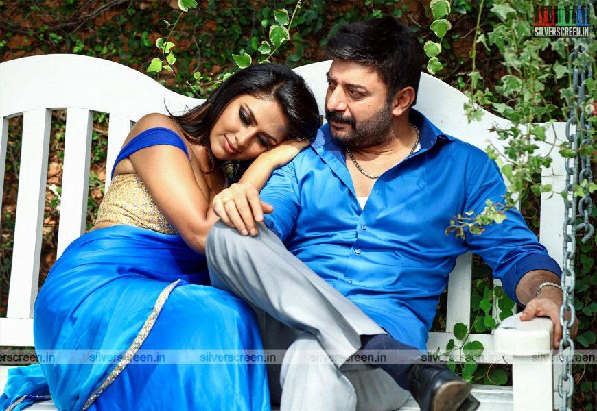 Bhaskar Oru Rascal Movie Stills Starring Aravind Swamy, Amala Paul and Others