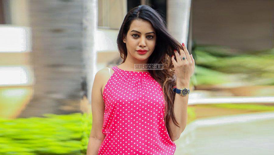 Deeksha Panth at Ego Press Meet
