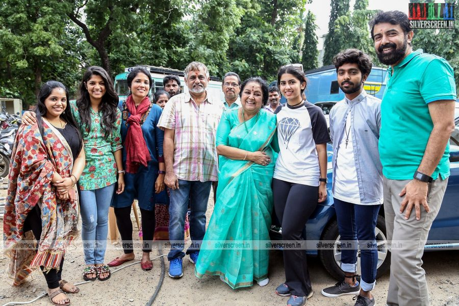 The Sarvam Thaala Mayam Movie Launch