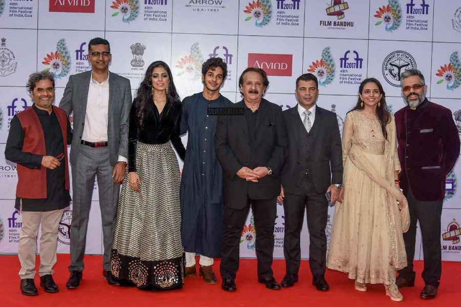 Inaugural Day Of The International Film Festival of India In Goa