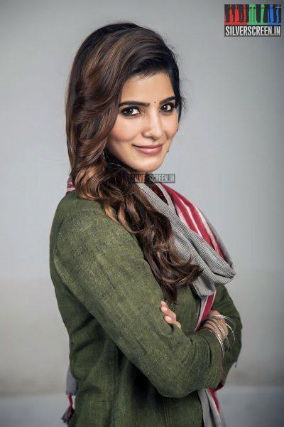 Irumbu Thirai Movie Stills  Starring Samantha