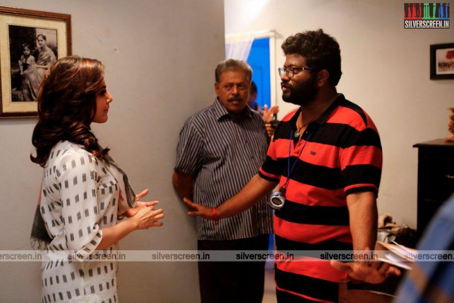 Vishal Starring Irumbu Thirai Movie Stills