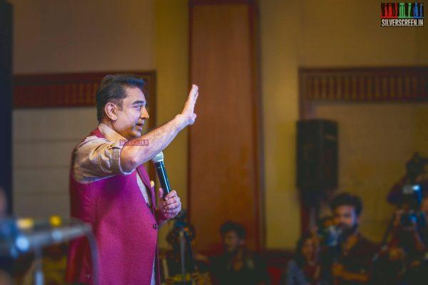 Kamal Haasan Announces The Launch Of Maiyam - Whistleblower App On His Birthday