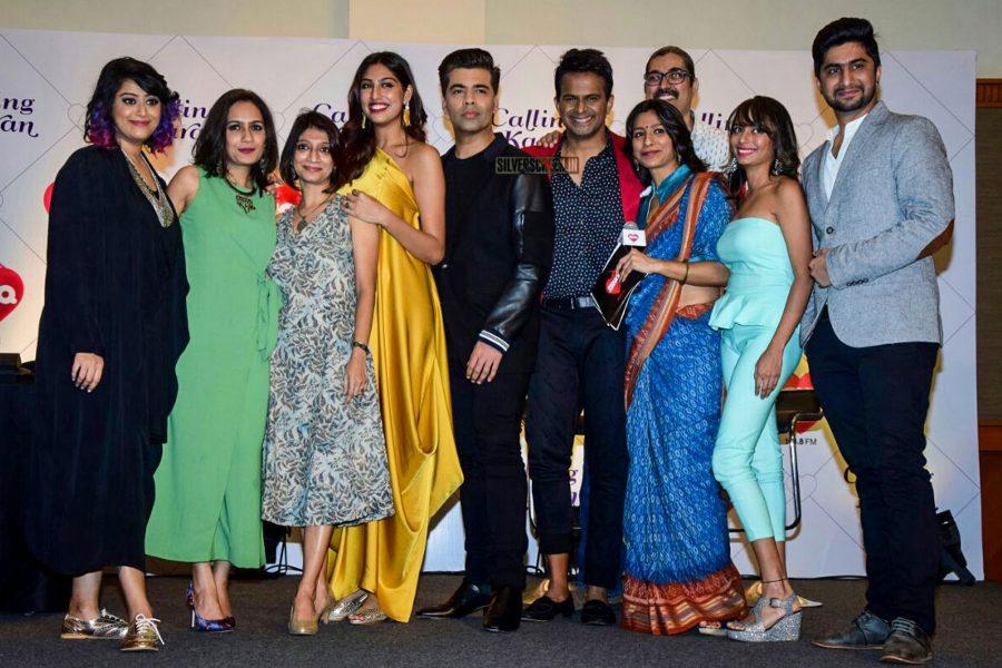 Karan Johar Turns RJ For Radio Show 'Calling Karan'