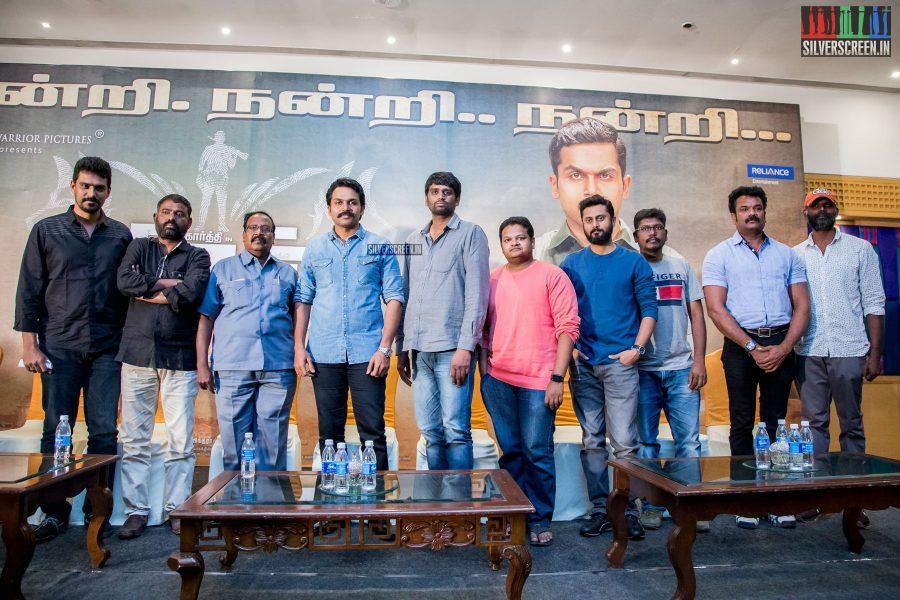 Theeran Adhigaaram Ondru Success Meet