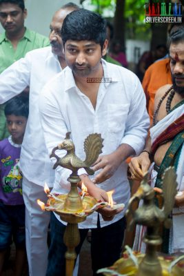 Thiru at the Mr. Chandramouli Movie Launch