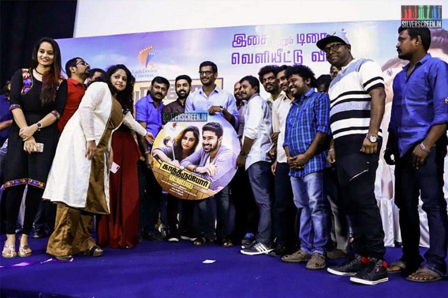 Kathirupor Pattiyal Audio Launch with Vishal Krishna
