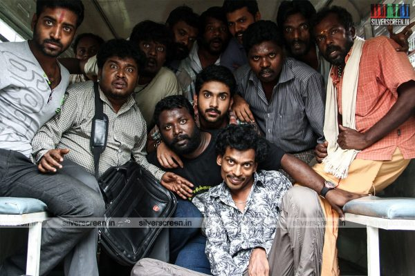 Kathirupor Pattiyal Movie Stills Starring Sachin Man